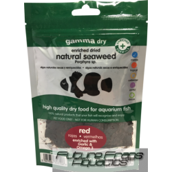 Red Seaweed with Garlic and...